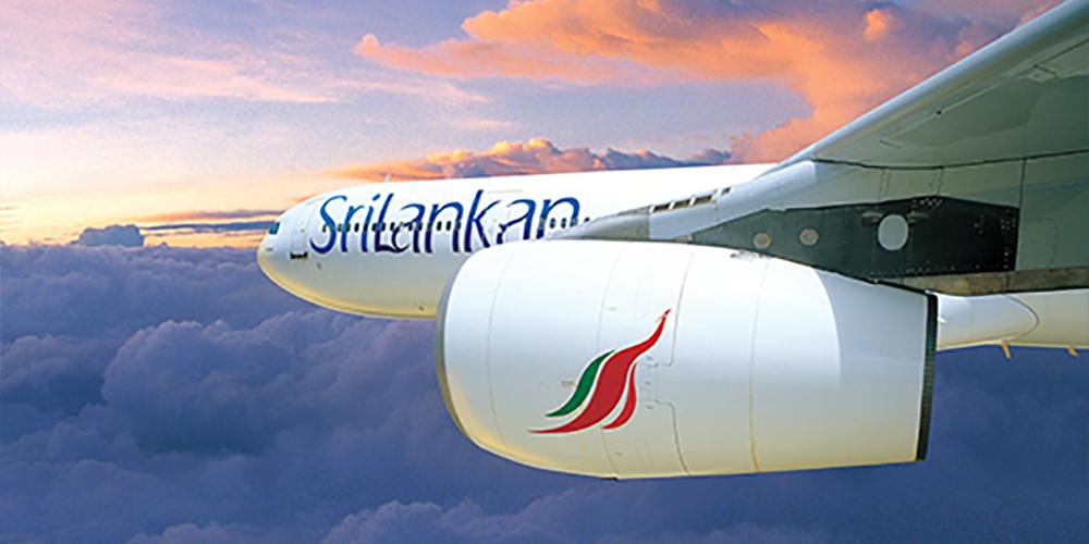 Sir Lankan Airlines